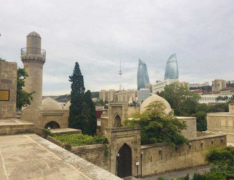 Geld regiert die Welt und Aserbaidschan