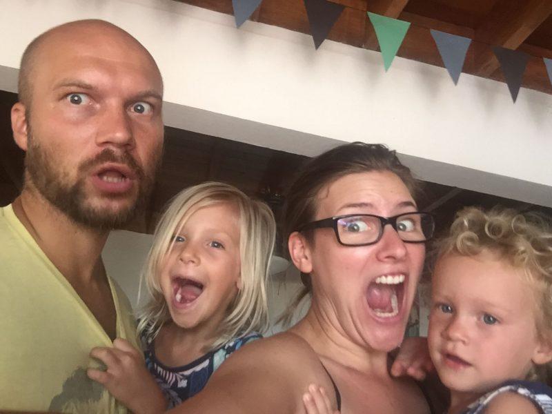 Wie eine Familie Hausarrest und Weltreise überlebt